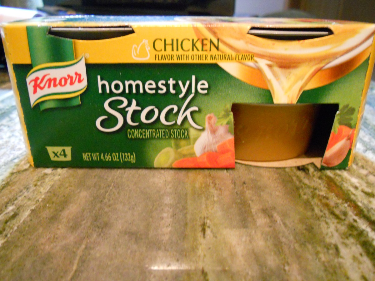 Product Review Knorr Homestyle Stock Inner Chef