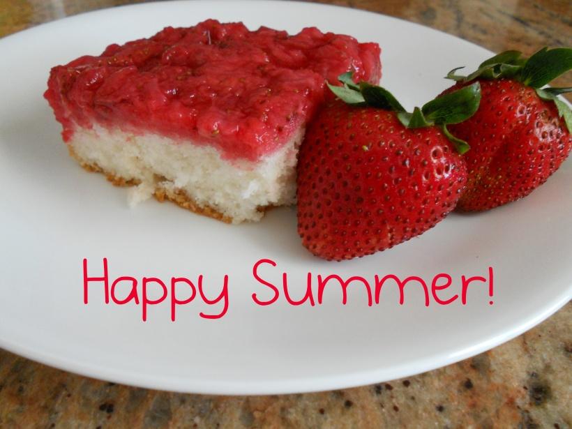 Strawberry Upside Down Cake - Copy-001